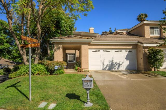 819 Riverrock Circle, Westlake Village, CA 91362 (#218007774) :: Lydia Gable Realty Group