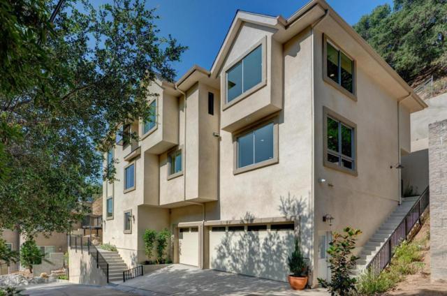 2073 Pasadena Glen Road, Pasadena, CA 91107 (#818003077) :: Golden Palm Properties