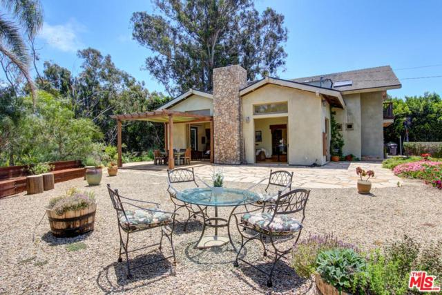6022 Merritt Drive, Malibu, CA 90265 (#18358004) :: Golden Palm Properties