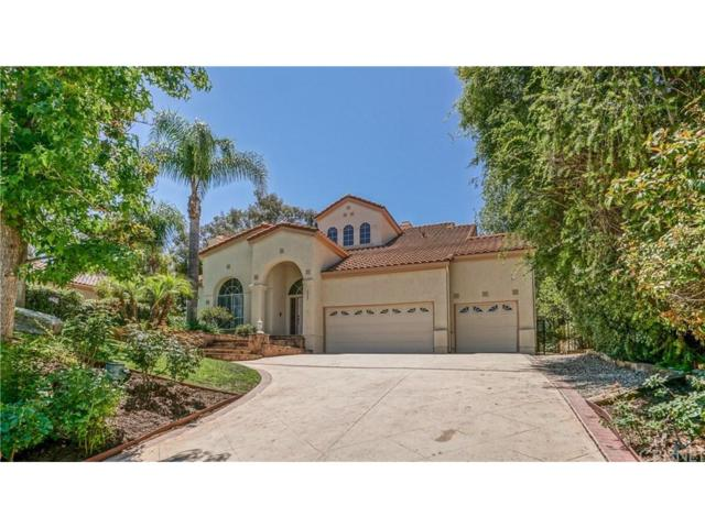 5523 Foothill Drive, Agoura Hills, CA 91301 (#SR18148043) :: Golden Palm Properties
