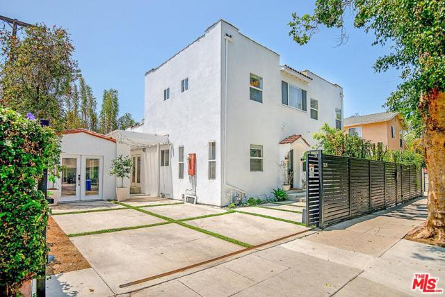 7614 Willoughby Avenue, West Hollywood, CA 90046 (#18357782) :: Golden Palm Properties