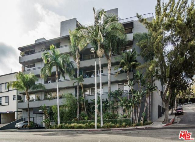 8401 Fountain Avenue #16, West Hollywood, CA 90069 (#18358118) :: Golden Palm Properties