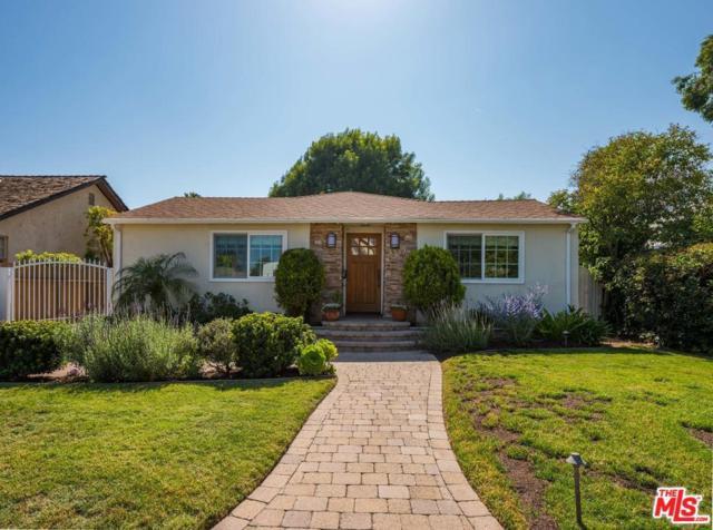 4537 Calhoun Avenue, Sherman Oaks, CA 91423 (#18355978) :: Golden Palm Properties