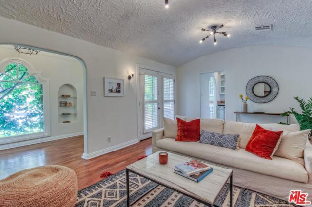 535 N Harper Avenue, Los Angeles (City), CA 90048 (#18356932) :: Golden Palm Properties