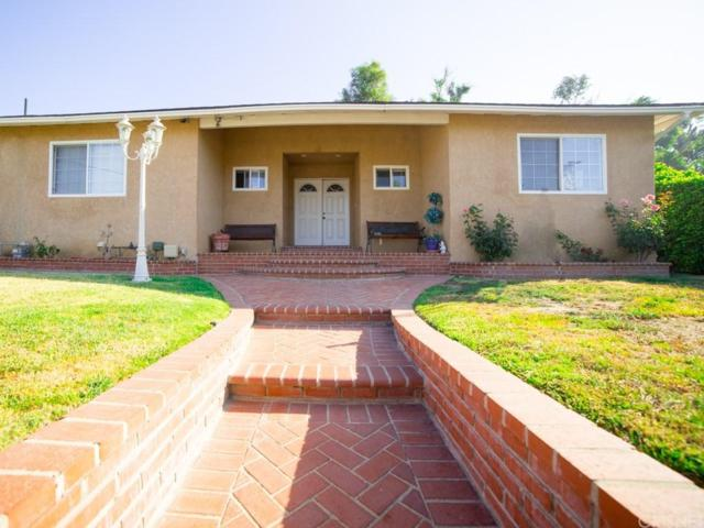 14819 Bleeker Street, Sylmar, CA 91342 (#SR18149897) :: Golden Palm Properties