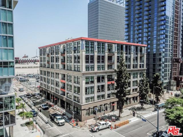 1100 S Grand Avenue A007, Los Angeles (City), CA 90015 (#18358106) :: Golden Palm Properties