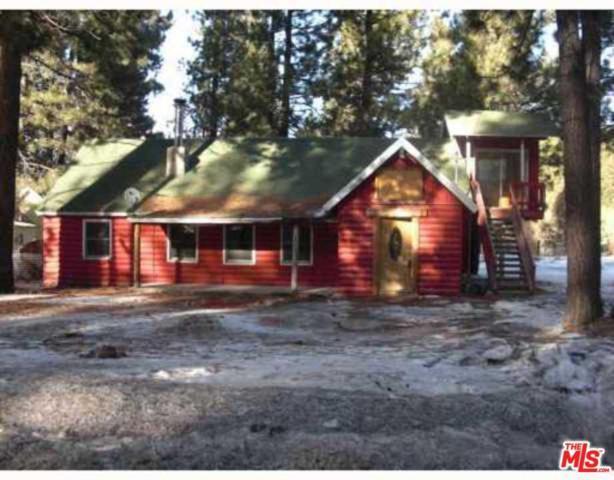 42460 Moonridge Road, Big Bear, CA 92315 (#18358174) :: Golden Palm Properties