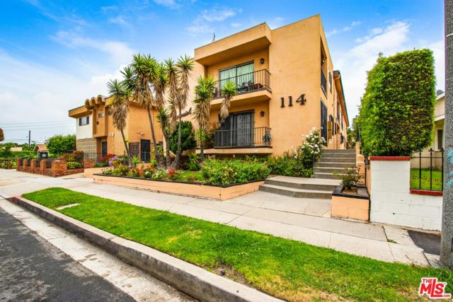 114 N Eucalyptus Avenue #3, Inglewood, CA 90301 (#18358096) :: Golden Palm Properties