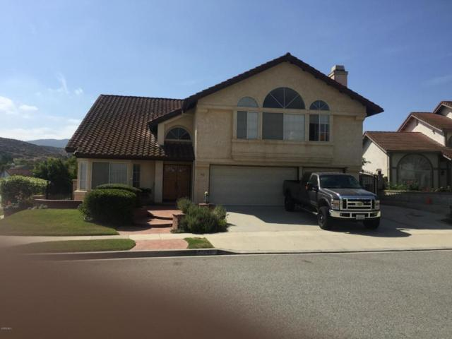 742 Chantry Circle, Simi Valley, CA 93065 (#218007819) :: Golden Palm Properties