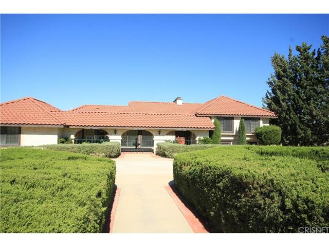 40840 45TH Street W, Palmdale, CA 93551 (#SR18150566) :: The Real Estate Offices of Talbot and Watson