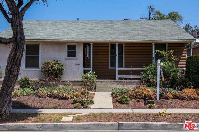 2613 101ST Street, Inglewood, CA 90303 (#18358698) :: Fred Howard Real Estate Team