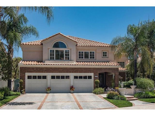 3712 Senda Calma, Calabasas, CA 91302 (#SR18153079) :: The Fineman Suarez Team