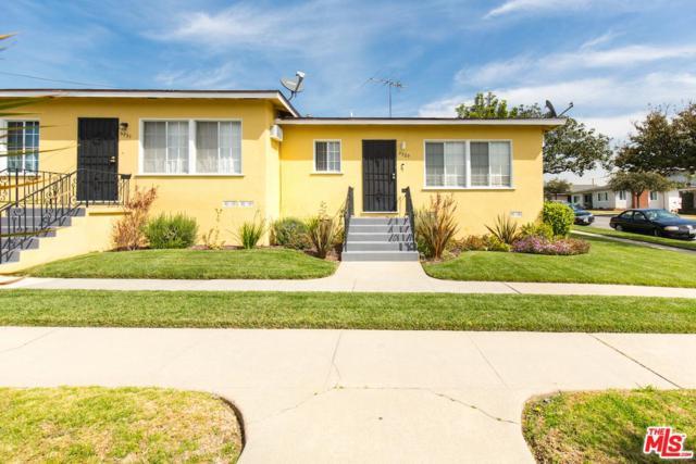 5933 La Tijera, Los Angeles (City), CA 90056 (#18359598) :: Fred Howard Real Estate Team