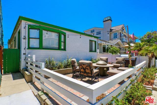 424 7TH Street, Manhattan Beach, CA 90266 (#18359606) :: The Fineman Suarez Team