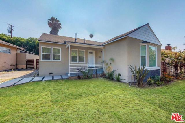 5828 Ladera Park Avenue, Windsor Hills, CA 90056 (#18359702) :: Fred Howard Real Estate Team