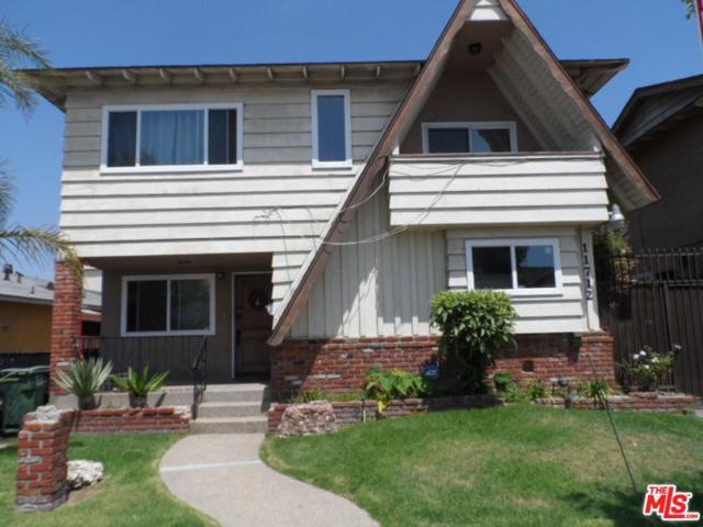 11712 Eucalyptus Avenue #4, Hawthorne, CA 90250 (#18359938) :: Fred Howard Real Estate Team