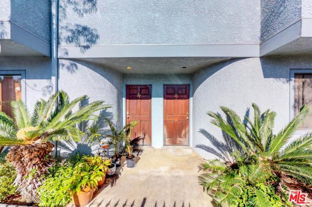 200 E Plymouth Street #26, Inglewood, CA 90302 (#18359992) :: Fred Howard Real Estate Team