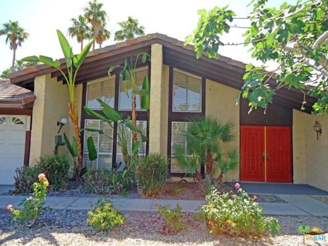 2130 E Amarillo Way, Palm Springs, CA 92264 (#18360650PS) :: The Fineman Suarez Team