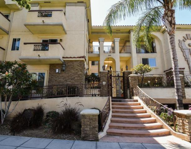 540 E Angeleno Avenue #101, Burbank, CA 91501 (#318002651) :: The Fineman Suarez Team