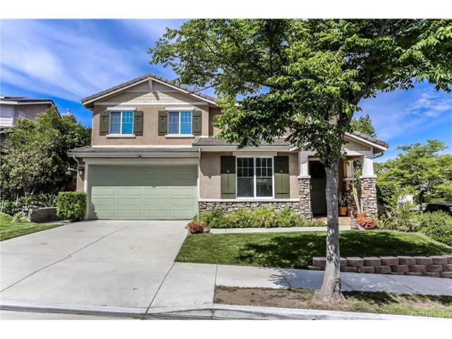 26013 Bryce Court, Newhall, CA 91321 (#SR18161693) :: Heber's Homes