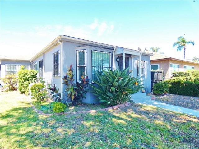 8416 Byrd Avenue, Inglewood, CA 90305 (#SR18162276) :: Fred Howard Real Estate Team