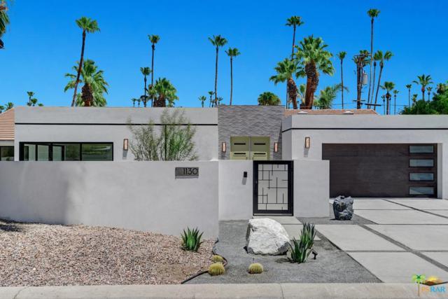 1130 S Manzanita Avenue, Palm Springs, CA 92264 (#18361048PS) :: TruLine Realty