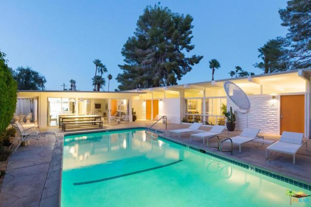 1821 E Amado Road, Palm Springs, CA 92262 (#18360944PS) :: TruLine Realty