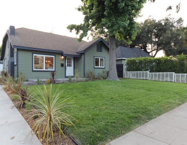 1409 N El Molino Avenue, Pasadena, CA 91104 (#318002708) :: The Fineman Suarez Team
