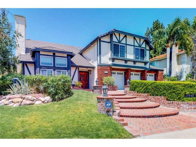 29949 Eastvale Court, Agoura Hills, CA 91301 (#SR18164990) :: Lydia Gable Realty Group