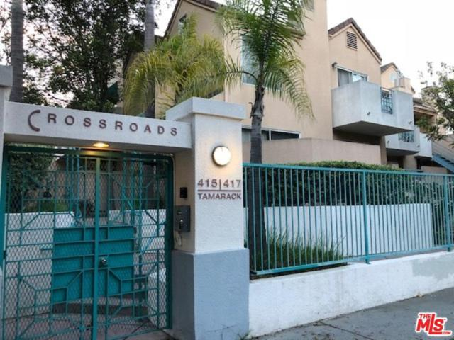 415 E Tamarack Avenue #4, Inglewood, CA 90301 (#18363144) :: Fred Howard Real Estate Team