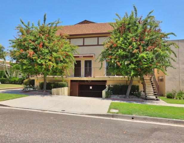 468 E Verdugo Avenue D, Burbank, CA 91501 (#318002732) :: The Fineman Suarez Team