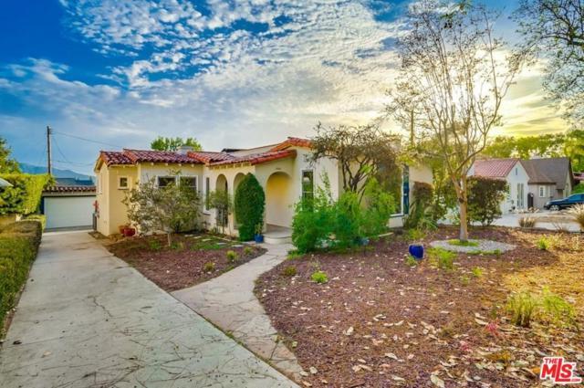 1834 W Kenneth Road, Glendale, CA 91201 (#18362908) :: TruLine Realty