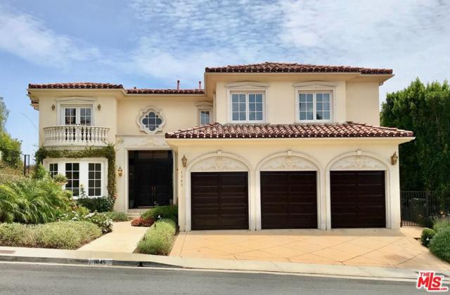1845 Chastain Parkway, Pacific Palisades, CA 90272 (#18363400) :: The Fineman Suarez Team