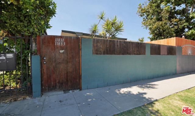 11831 Jefferson, Culver City, CA 90230 (#18364016) :: TruLine Realty