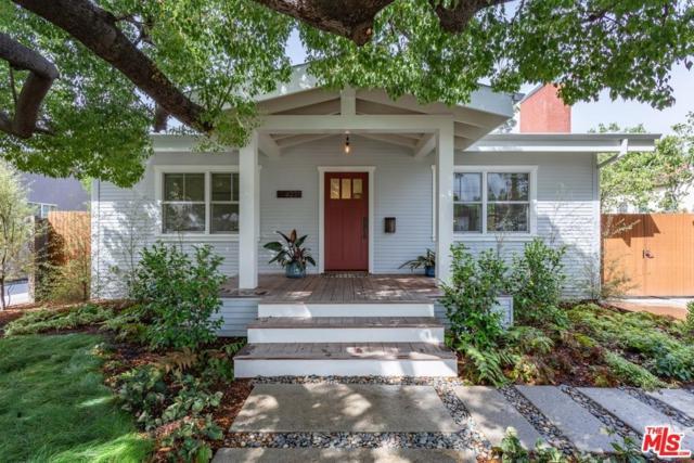 4231 Jackson Avenue, Culver City, CA 90232 (#18363876) :: TruLine Realty