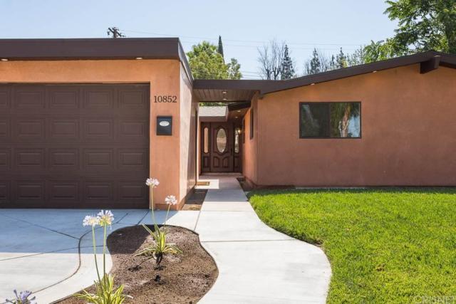 10852 Aqueduct Avenue, Granada Hills, CA 91344 (#SR18167701) :: TruLine Realty