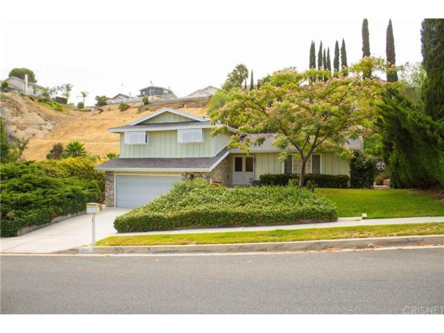 26432 Ridge Vale Drive, Newhall, CA 91321 (#SR18167644) :: Heber's Homes
