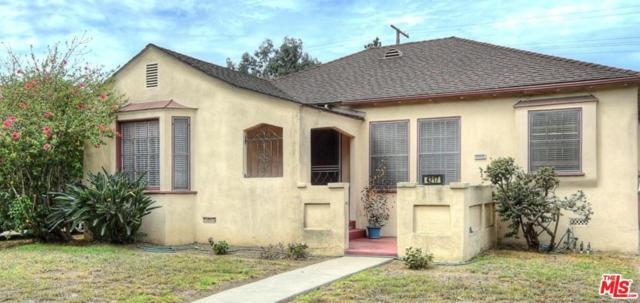 4217 Le Bourget Avenue, Culver City, CA 90232 (#18364388) :: TruLine Realty