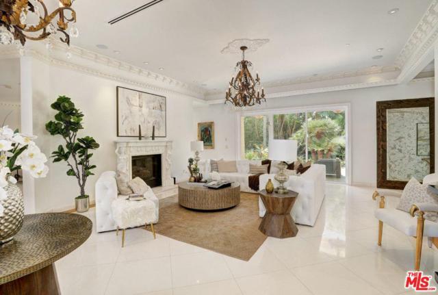 9390 Monte Leon Lane Lane, Beverly Hills, CA 90210 (#18363668) :: The Fineman Suarez Team