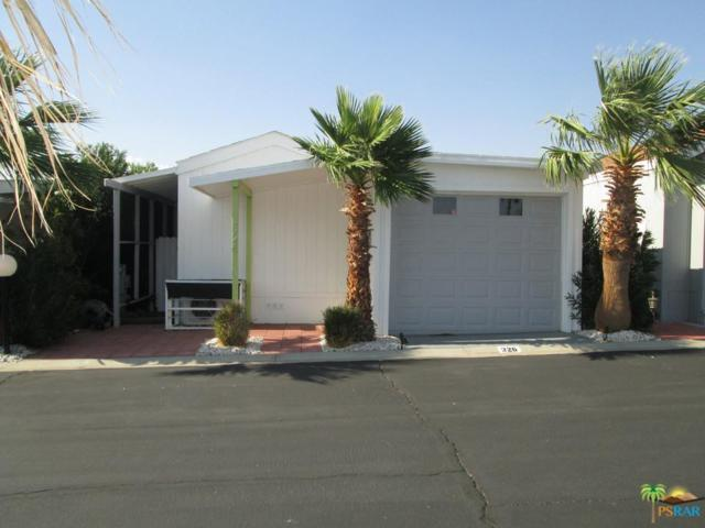 16400 Bubbling Wells Road #326, Desert Hot Springs, CA 92220 (#18363610PS) :: TruLine Realty