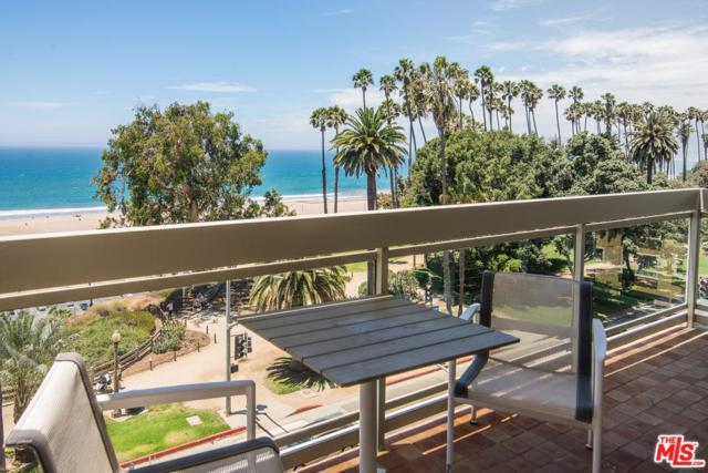 801 Ocean Avenue #504, Santa Monica, CA 90403 (#18364478) :: The Fineman Suarez Team