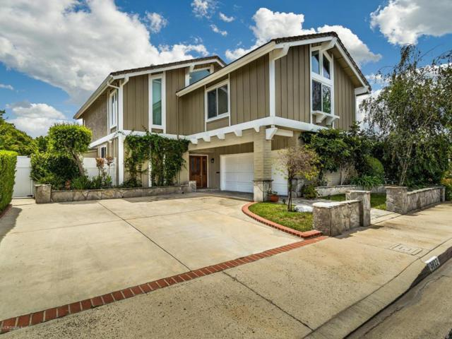 3922 Freshwind Circle, Westlake Village, CA 91361 (#218008781) :: Lydia Gable Realty Group