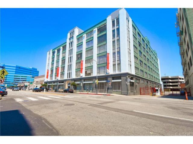 420 S San Pedro Street #410, Los Angeles (City), CA 90013 (#SR18167808) :: TruLine Realty
