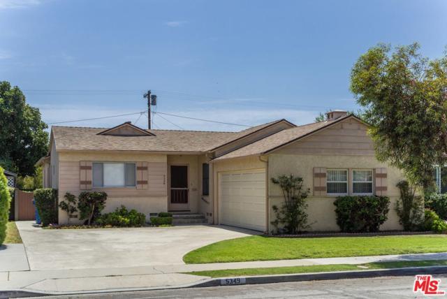 5349 Selmaraine Drive, Culver City, CA 90230 (#18363670) :: The Fineman Suarez Team