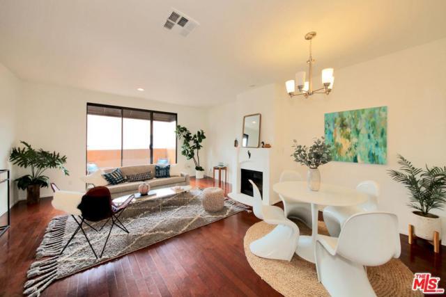828 N Hudson Avenue #206, Los Angeles (City), CA 90038 (#18364198) :: TruLine Realty