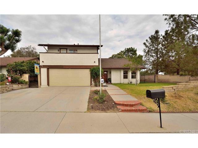 23033 Vista Delgado Drive, Valencia, CA 91354 (#SR18167809) :: Heber's Homes