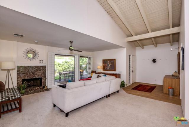 1581 S Cerritos Drive, Palm Springs, CA 92264 (#18362564PS) :: The Fineman Suarez Team