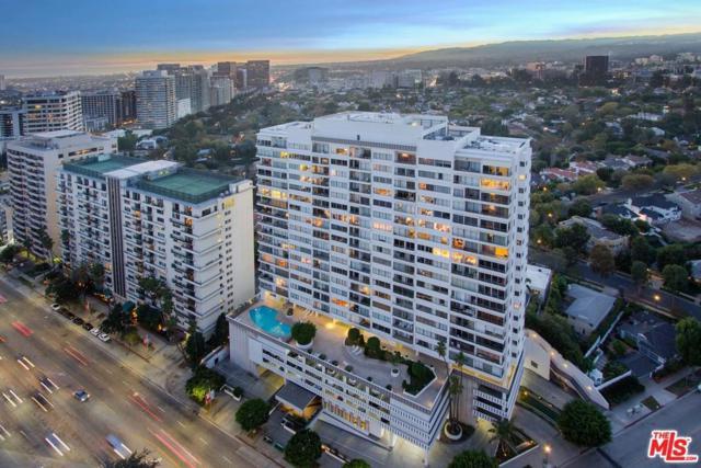 10501 Wilshire #1014, Los Angeles (City), CA 90024 (#18364548) :: TruLine Realty