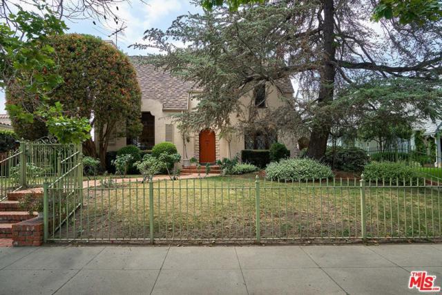 929 S Dunsmuir Avenue, Los Angeles (City), CA 90036 (#18364712) :: TruLine Realty