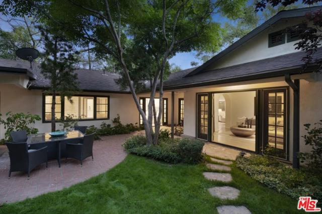 1200 Shadybrook Drive, Beverly Hills, CA 90210 (#18363650) :: The Fineman Suarez Team
